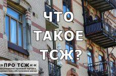 Что такое ТСЖ (товарищество собственников жилья)